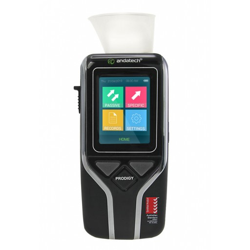 AlcoSense Prodigy S Fuel Cell Professional Breathalyser