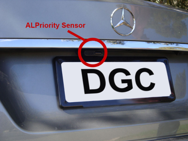 ALPriority in Mercedes C250 coupe
