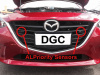 ALPriority on Mazda 3 - Front