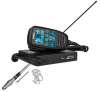 UH9080+ANT Mini Compact UHF + Scanner With Smart Mic Antenna Kit